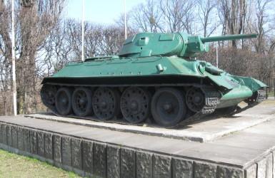 Czołg walczył w składzie 1 Brygady Pancernej im. Bohaterów Westerplatte