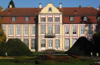 Pałac Opatów Oliwskich