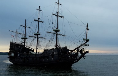 Galeon Dragon