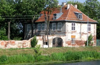 Zabytkowy Dwór Olszyński