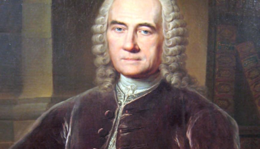 Jakub Teodor Klein - urzędnik, prawnik i botanik...
