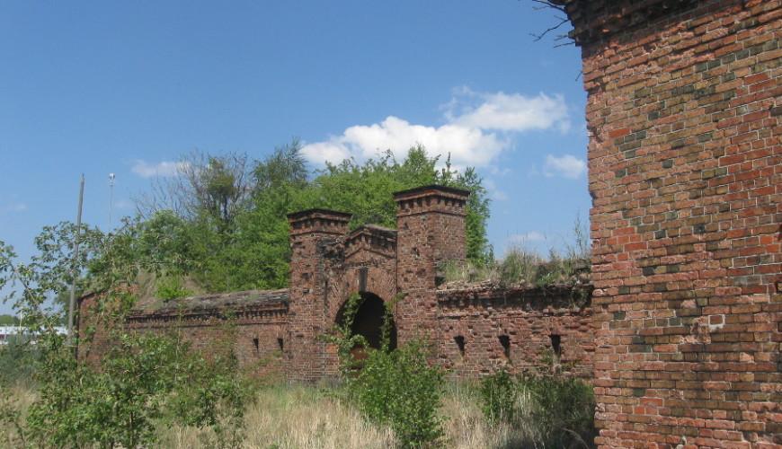 Mewi Szaniec - w tym miejscu przyjęto kapitulację garnizonu Westerplatte