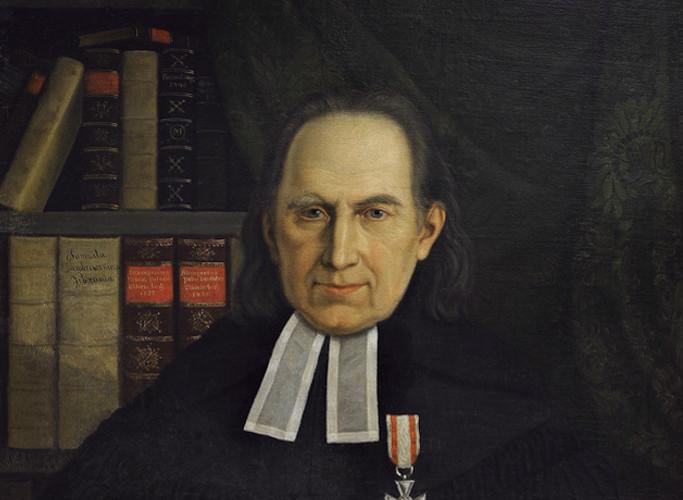 Krzysztof Celestyn Mrongowiusz. Źródło: Gedenaopedia