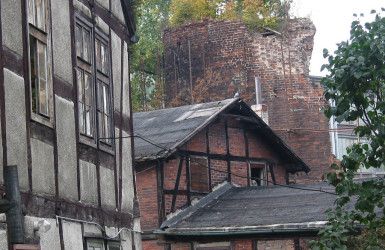 Ruiny Baszty pod Zrębem