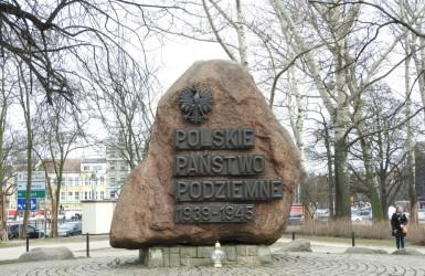 Pomnik Polskiego Państwa Podziemnego i Armii Krajowej