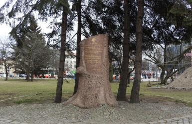 Pomnik Harcerek i Harcerzy Miasta Gdańska pomordowanych w czasie II wojny światowej