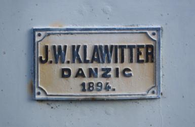 Wrota powstały w gdańskiej stoczni Klawitterów