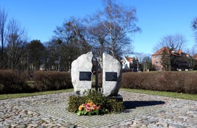 Pomnik Ofiar Epidemii Tyfusu