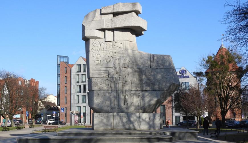 Pomnik Tym, co za polskość Gdańska