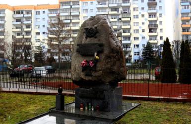 Upamiętnienie obrońców Poczty Polskiej w Gdańsku