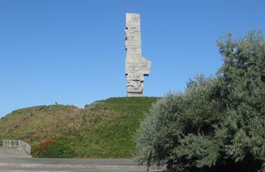 Pomnik Obrońców Wybrzeża z Westerplatte