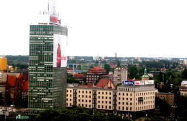 Zieleniak - ikona budownictwa biurowego Polski Ludowej