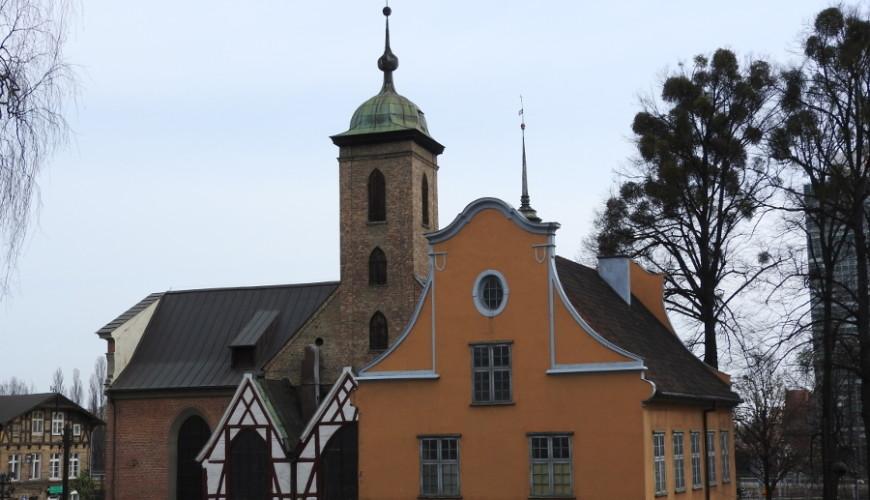 Kościół Bożego Ciała uniknął zniszczeń II wojny światowej