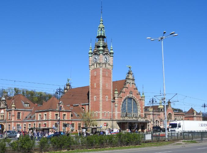 To jeden z najpiękniejszych dworców kolejowych w Polsce