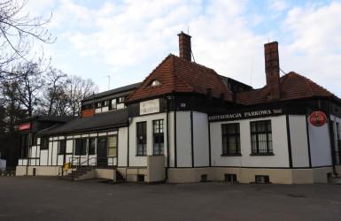 Restauracja Parkowa działa w dawnym Domu Kuracyjnym