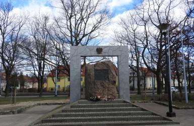 Pomnik gen. Stanisława Maczka