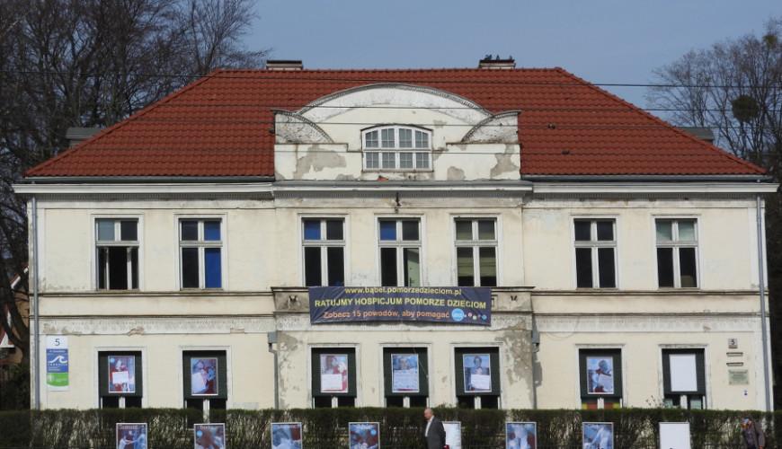 Dworek Mon Plaisir - dawny Pałac Ślubów