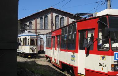 Dwie epoki tramwajowej historii