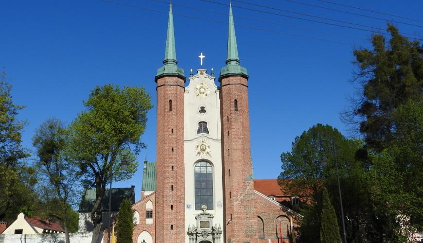 Archikatedra Oliwska - niezwykły zabytek sakralnej architektury i sztuki