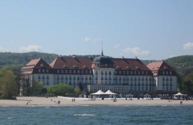 Grand Hotel w pełnej okazałości