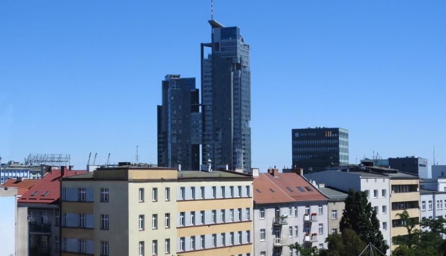 Sea Towers w Gdyni