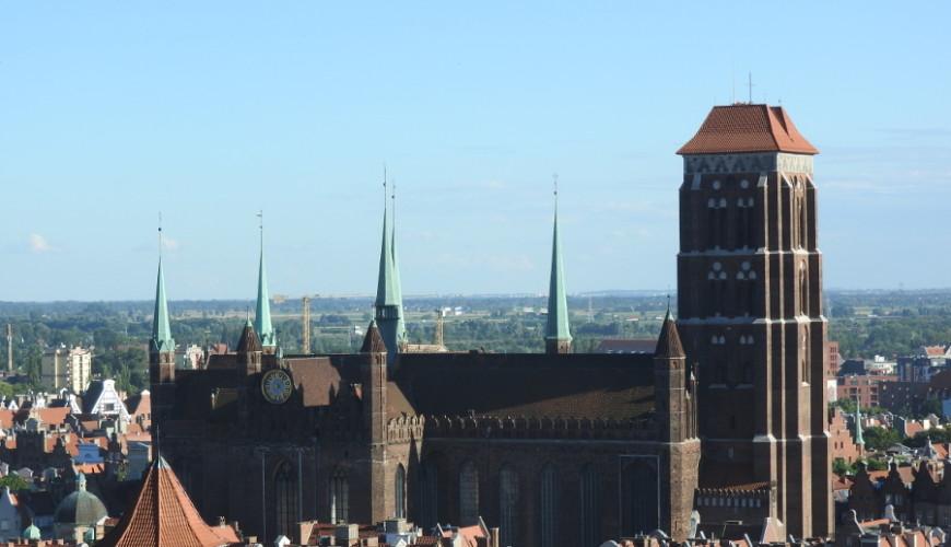 Kościół Mariacki - największa ceglana świątynia świata!