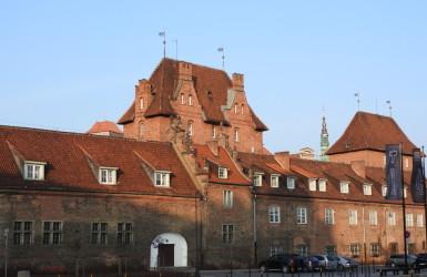 Dwór Miejski powstał na początku XVII wieku