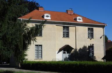 Dwór Oruński - ciekawy zabytek gdańskiej architektury pałacowej