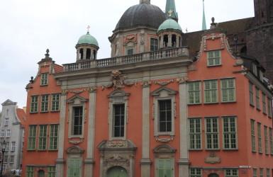 Kaplica Królewska - jedyny barokowy kościół gdańskiego Śródmieścia