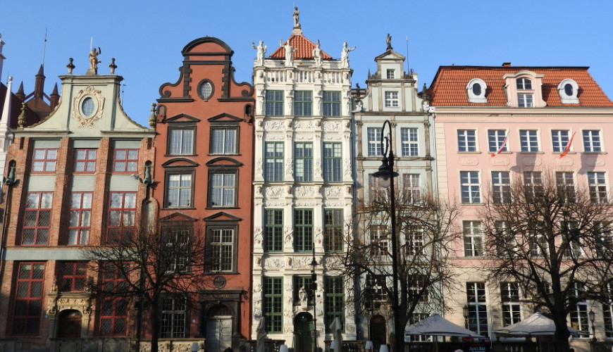 Złota Kamienica - jeden z najważniejszych zabytków gdańskiej architektury świeckiej