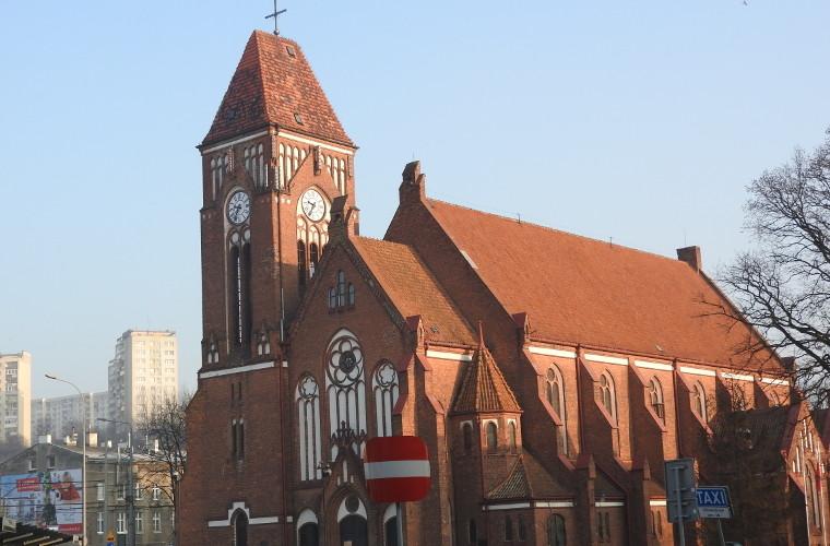 Kościół św. Franciszka z Asyżu w Gdańsku