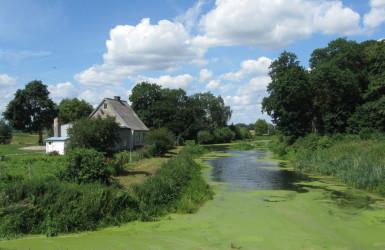 Motława - jedna z najważniejszych gdańskich rzek