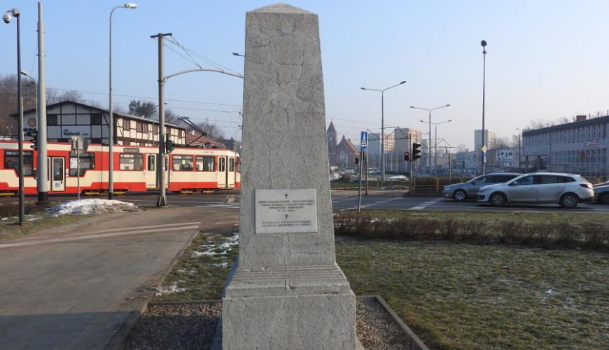 Pomnik Mieszkańców Gminy Emaus Poległych Podczas I Wojny Światowej
