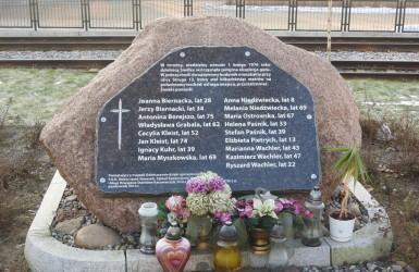 Pomnik Ofiar Wybuchu Gazu w Emaus