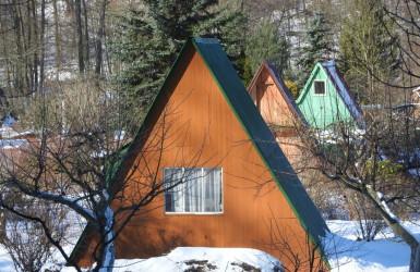 Dolina Radości i tatrzańska ;) architektura