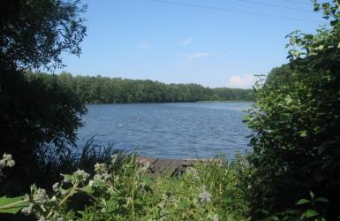 Jezioro Pusty Staw