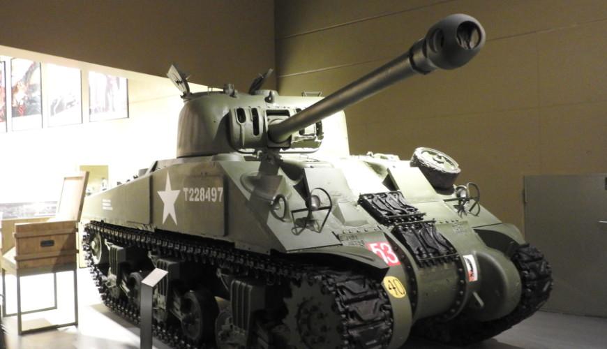 Czołg Sherman Firefly