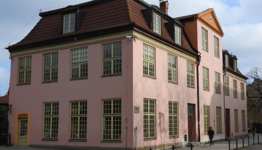 Dwór Kuźniczki - jeden z najstarszych budynków z obszaru Wrzeszcza