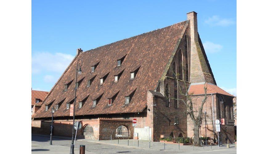 Wielki Młyn w Gdańsku