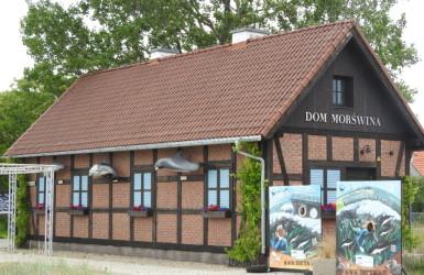 Dom Morświna w Helu