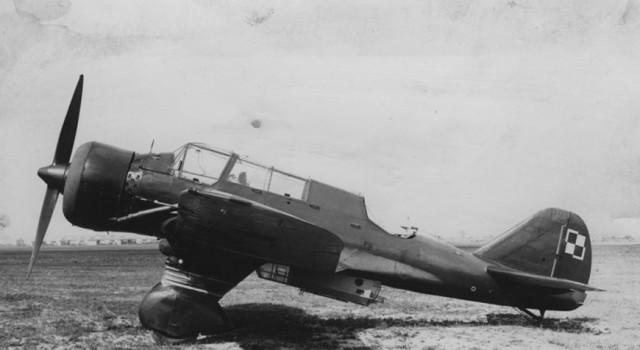 PZL-23 Karaś. Źródło: Narodowe Archiwum Cyfrowe