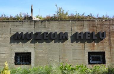 """Muzeum Helu działa w dawnej niemieckiej baterii artyleryjskiej """"Schleswig-Holstein"""""""