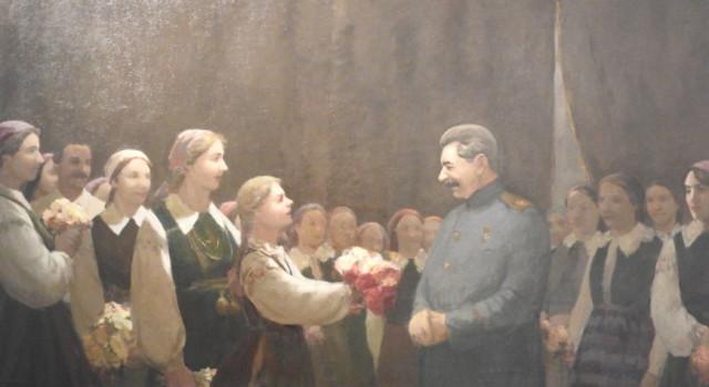"""Władysław Jackiewicz, Bohdan Borowski i Rajmund Pietkiewicz """"Stalin wśród Mazowsza"""""""