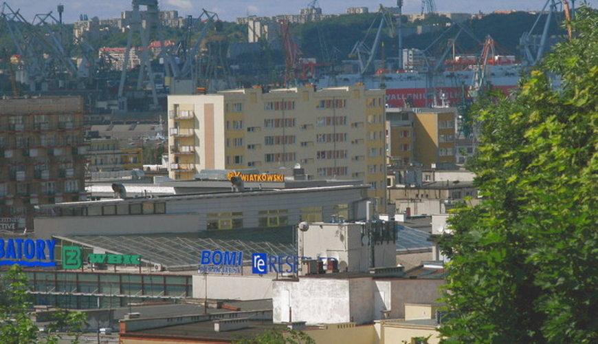 Gdyńska panorama