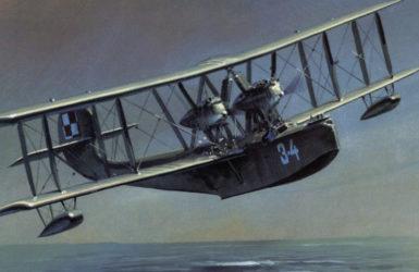 Zapomniane hydroplany. Nad Bałtykiem i Polesiem 1924-1937