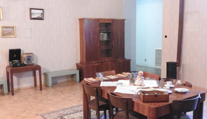 W warszawskim mieszkaniu