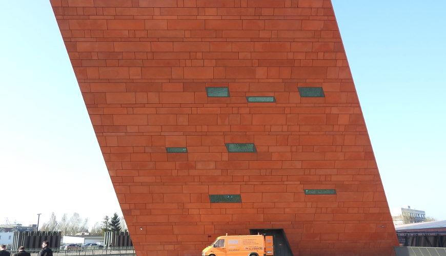 Projekt architektoniczny powstał w gdyńskiej pracowni Kwadrat