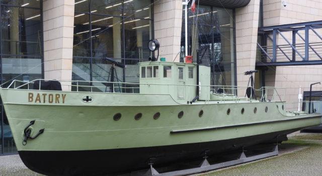 Kuter Batory to jedyna zachowana jednostka z czasów obrony polskiego Wybrzeża
