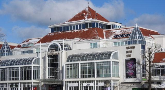 Państwowa Galeria Sztuki działa w nowym sopockim Domu Zdrojowym.