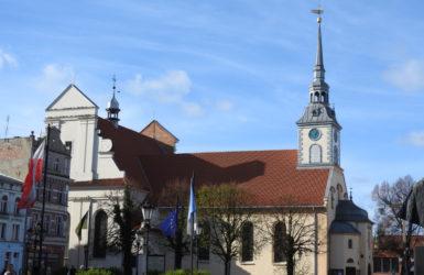 Kolegiata Trójcy Świętej w Wejherowie